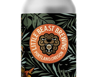 Little Beast Hazy IPA and Wildcrafted Sour Ale Beer Release