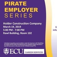 Pirate Employer Series - Holder Construction