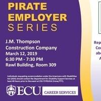 Pirate Employer Series - J.M. Thompson Construction