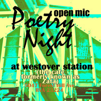 Poetry Night @Westover Station