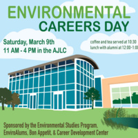 Environmental Careers Day 2019
