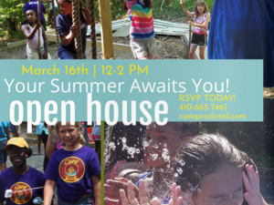 Camp Rock Open House