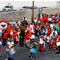 Annual El Paso César Chávez Marcha