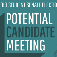Student Senate: Potential Candidate Meeting
