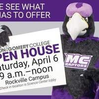 Montgomery College Open House