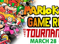 Mario Cart Tournament
