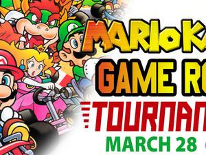 Mario Cart Tournament