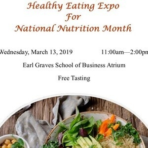 Healthy Eating Expo