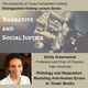 """Distinguished Visiting Lecture Series : """"Narrative and Social Justice"""" with Emily Greenwood"""