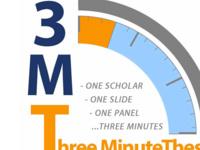 Three Minute Thesis - Southwest Showdown