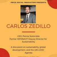 PSI Presents Carlos Zedillo: Sustainability & Global Development