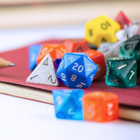 Teen Gaming: Dungeons & Dragons