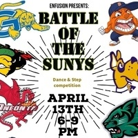 Battle of the SUNYs : Dance and Step Competition