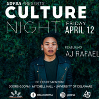 FSA Presents: Culture Night 2019