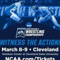 NCAA Division II Wrestling Championships