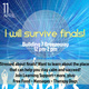 I will Survive Finals!
