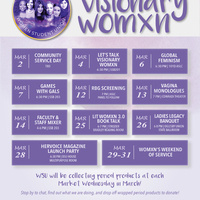 WOMXN HISTORY MONTH: Her Voice Launch Party