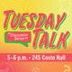 Tuesday Talk - QPOC Talk