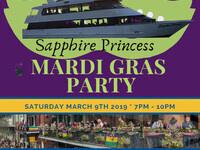 Mardis Gras Style Dinner Cruise