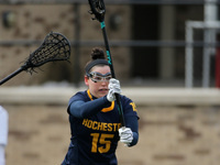 Women's Lacrosse vs. Nazareth College