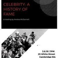 Celebrity: A History of Fame