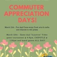 Commuter Appreciation Days