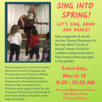Sing into Spring