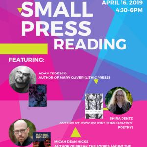 Small Press Reading Series