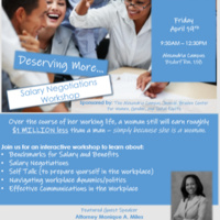 Salary Negotiations Workshop