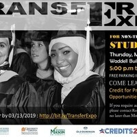 Transfer Expo for Non-Traditional Students