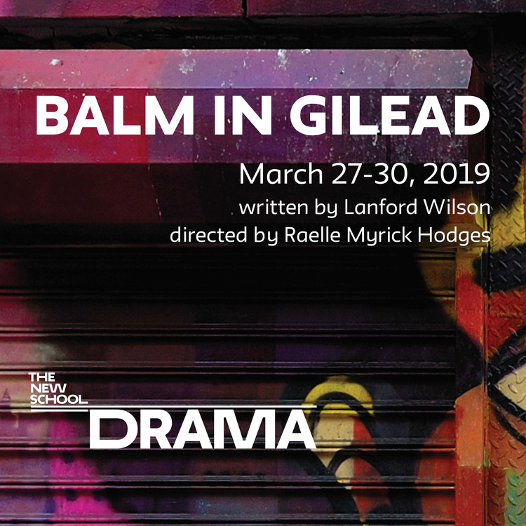 School of Drama MFA Production: Balm in Gilead by Lanford Wilson, directed by Raelle Myrick Hodges