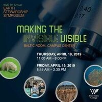 "Earth Stewardship Symposium: ""The Soil Will Save Us: How Scientists, Farmers, and Foodies Are Healing the Soil to Save the Planet"