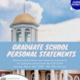 Graduate School Personal Statements