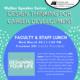 Walker Speaker Series: FACULTY & STAFF, Design Thinking for Career Development