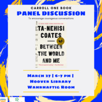 Carroll One Book Panel Discussion