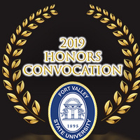 2019 Honors Convocation