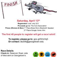 MCGSO Rat Race 5K