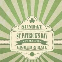 St. Patty's Day Party!