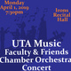 UTA Faculty & Friends Chamber Orchestra Concert