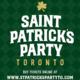 Liberty grand st Patrick's Party Toronto