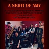 Elana Lisa & The Hot Mess (A Night of Amy Winehouse)