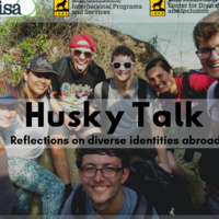 Husky Talk: Reflections on diverse identities abroad