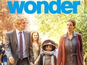 Flicks on the Bricks present Wonder