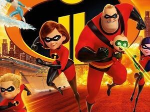Flicks on the Bricks present Incredibles 2