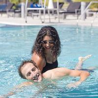 Adult Intermediate Swim Lessons