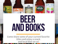 Beer & Books with Tom Edmonds