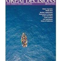 Great Decisions: Refugees and Global Migration