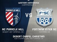 AC Miracle Hill vs. Fontana Inter SC