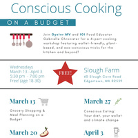 Conscious Cooking on a Budget
