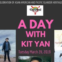 Slam Poetry workshop featuring Kit Yan